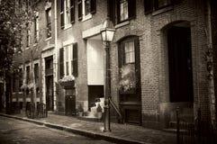 Vecchia Boston Fotografia Stock Libera da Diritti