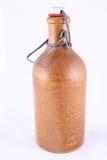 Vecchia bottiglia Fotografie Stock