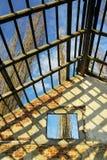 Vecchia Camera abbandonata Fotografia Stock