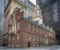 Vecchia Camera dello stato di Massachusetts immagine stock libera da diritti