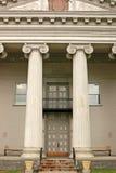 Vecchia Camera di corte Immagini Stock Libere da Diritti