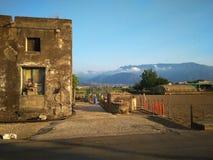 Vecchia Camera italiana immagine stock