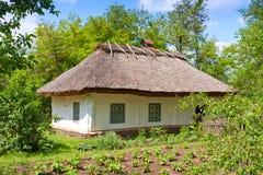 Vecchia Camera rurale Fotografia Stock