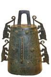 Vecchia campana immagine stock