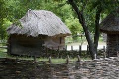 Vecchia capanna Immagini Stock