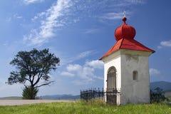 Vecchia cappella cristiana Fotografia Stock