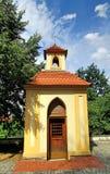 Vecchia cappella di Praga Fotografia Stock