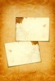 Vecchia carta d'annata con le strutture di lerciume Fotografia Stock Libera da Diritti