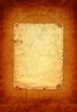 Vecchia carta d'annata con le strutture di lerciume Immagini Stock Libere da Diritti