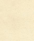 Vecchia carta fatta a mano Immagini Stock