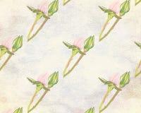 Vecchia carta lerciume d'annata astratto del fondo di retro un disegno immagine stock libera da diritti
