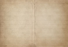 Vecchia carta pergamena Fotografia Stock