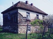 Vecchia casa Immagini Stock