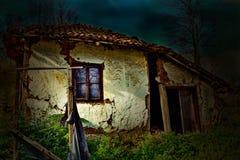 Vecchia casa 3 Fotografia Stock