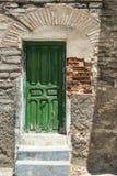 Vecchia casa in Almudevar (l'Aragona) Immagini Stock Libere da Diritti