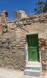 Vecchia casa in Almudevar (l'Aragona) Fotografia Stock