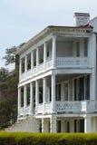 Vecchia casa coloniale Fotografie Stock
