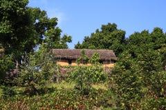 Vecchia casa dell'agricoltore Fotografia Stock
