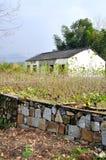Vecchia casa della Cina Immagini Stock