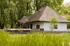 Vecchia casa di campagna Fotografia Stock Libera da Diritti