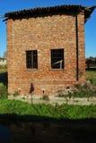 Vecchia casa di campagna Fotografie Stock