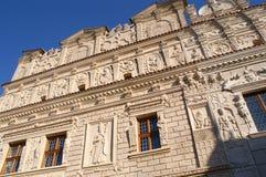 Vecchia casa - Kazimierz Fotografie Stock Libere da Diritti