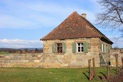 Vecchia casa libera Fotografie Stock Libere da Diritti