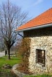 Vecchia casa nella campagna Immagine Stock Libera da Diritti