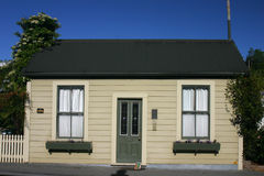 Vecchia casa in Newton Immagine Stock Libera da Diritti