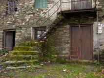 Vecchia casa, Pelio, Grecia Immagine Stock Libera da Diritti