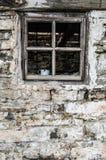 Vecchia casa rovinata Fotografia Stock Libera da Diritti