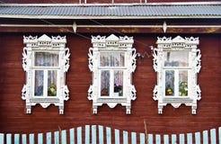 Vecchia casa rurale Fotografia Stock Libera da Diritti