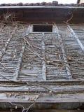 Vecchia casa in Sozopol Immagine Stock Libera da Diritti