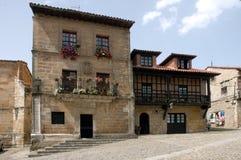 Vecchia casa Spagna fotografie stock