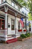Vecchia casa storica fotografie stock libere da diritti