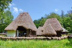 Vecchia casa tradizionale Fotografia Stock Libera da Diritti