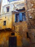 Vecchia casa a Tripoli, Libano Immagine Stock Libera da Diritti