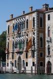 Vecchia casa a Venezia Immagini Stock Libere da Diritti