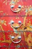 vecchia cassa dei cassetti Fotografia Stock