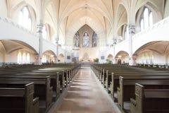 Vecchia cattedrale Fotografia Stock