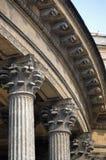 Vecchia cattedrale Fotografia Stock Libera da Diritti