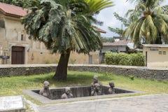 Vecchia cattedrale di Market /Anglican dello schiavo immagini stock libere da diritti