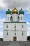 Vecchia cattedrale ortodossa Fotografie Stock Libere da Diritti