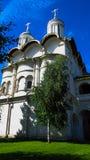 Vecchia cattedrale ortodossa nel Cremlino immagine stock