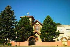 Vecchia chiesa Fotografia Stock