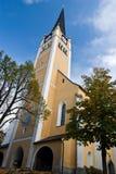 Vecchia chiesa Fotografie Stock Libere da Diritti