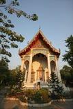 Vecchia chiesa buddista Fotografie Stock