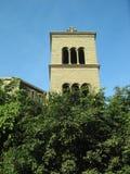 Vecchia chiesa cristiana Immagini Stock
