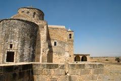 Vecchia chiesa della Cipro fotografia stock libera da diritti