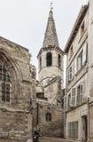 Vecchia chiesa di pietra Fotografie Stock Libere da Diritti